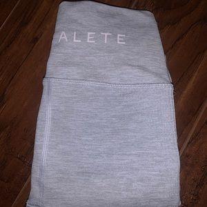 Alphalete Halo Leggings Cloud Grey